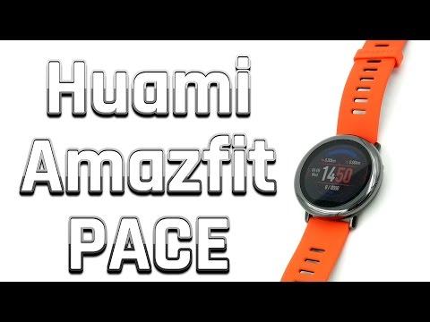 Xiaomi Huami Amazfit PACE Smartwatch | Unboxing, Inbetriebnahme, Hands-On