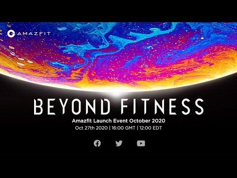 Full Video | Amazfit GTR 2 & GTS 2 Smartwatch Launch Event