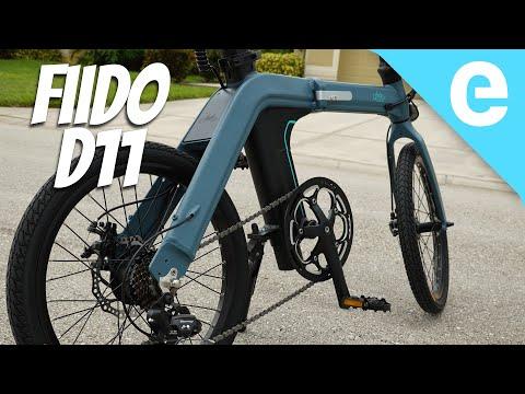 Fiido D11 electric bike review: A $799 Indiegogo e-bike?!?!