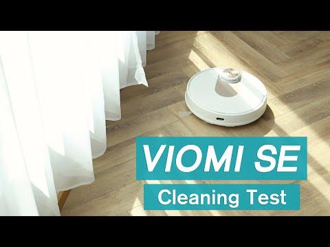 Under $300 Best Xiaomi VIOMI SE Vacuum Cleaning Test 2020