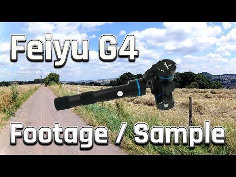 Feiyu G4 vs. No Stabilization   Footage / Sample