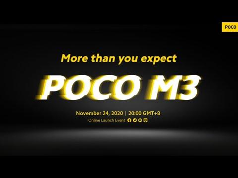 POCO Global Live Stream