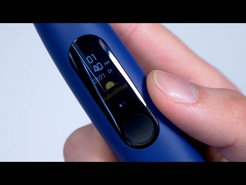 Oclean X Pro - Smarte Zahnbürste von Xiaomi im Test!