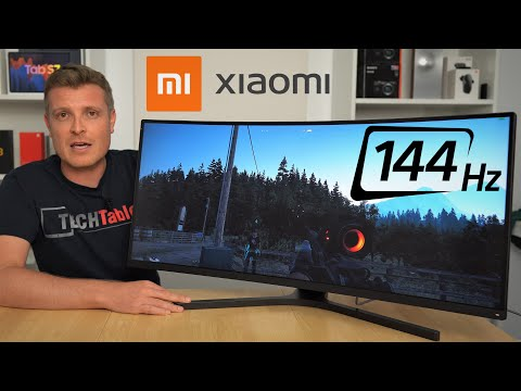 """The BEST 34"""" Curved 144hz Ultrawide Monitor For RTX 3080 Users For The PRICE!"""