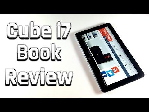 "Cube i7 Book Review / Test | 10.6"" Tablet mit Intel Core M3-6Y30 Prozessor und 4GB RAM"