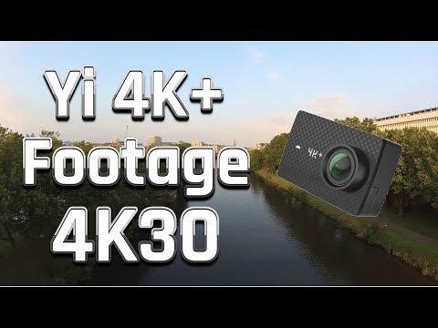 Yi 4K+ (Plus) Review | 4K@30 Sample Footage / Testaufnahme