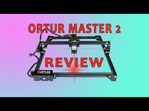 ▼ Ortur Laser Master 2 review | The difference with it's smaller brother