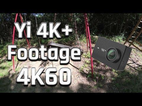 Yi 4K+ (Plus) Review | 4K@60 Sample Footage / Testaufnahme