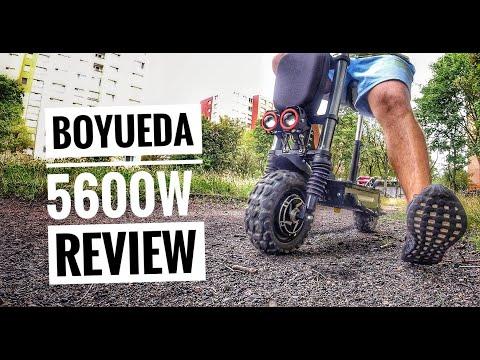 Boyueda 5600W BEAST SLOVAK Review | ENGLISH subtitles