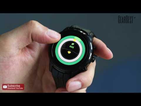 FINOW X5 AIR 3G Smartwatch Phone - Gearbest.com