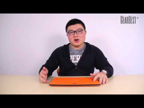 Gearbest Review: VOYO VBook V3 Ultrabook Tablet PC Review - Gearbest.com