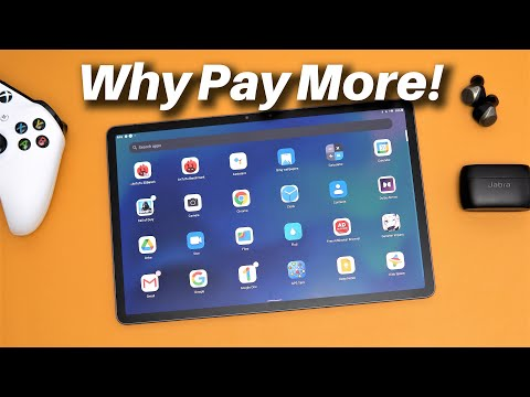 Lenovo XiaoXin Pad Pro / P11 Pro Review This One's AWESOME!