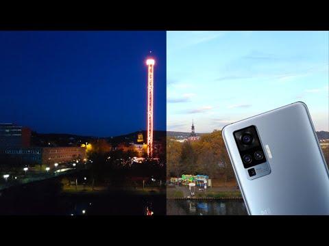 vivo X51 5G | Camera Test Quality Day & Night 4K60