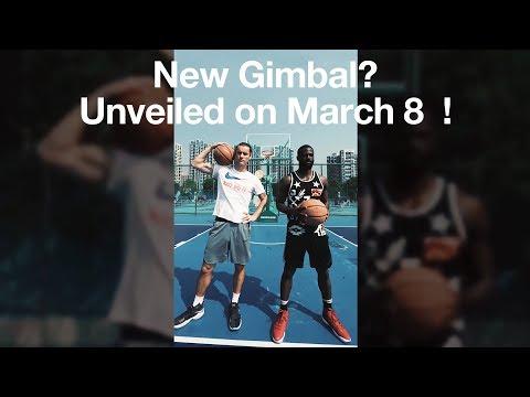 Vertigo Shots with Phone & ZHIYUN New Gimbal (Unveiled on 2018/3/8)