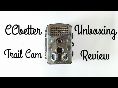 CCbetter / Crenova Wildbeobachtungskamera (Trail Cam) - Unboxing   Review   Hands-On