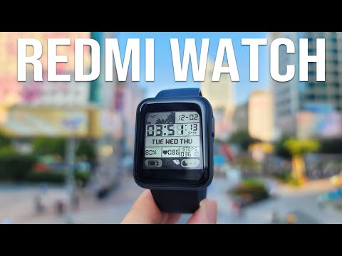 I Switched From Apple Watch to $45 Xiaomi Redmi Watch 😲