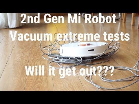 In Depth Review of Mi Robot Vacuum 2 [Roborock S50/Roborock Sweep One Vacuum Cleaner]