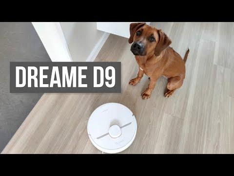 DREAME D9 Staubsauger Roboter 4 Wochen im Test! ►XIAOMI DREAME D9 besser als ROBOROCK?