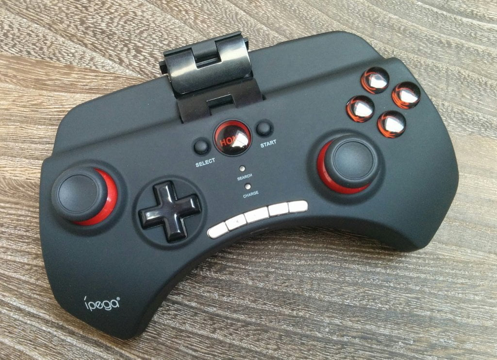 Test iPega PG-9025 Gamepad Controller