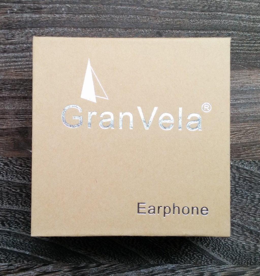 Granvela V1S Test - Embalagem