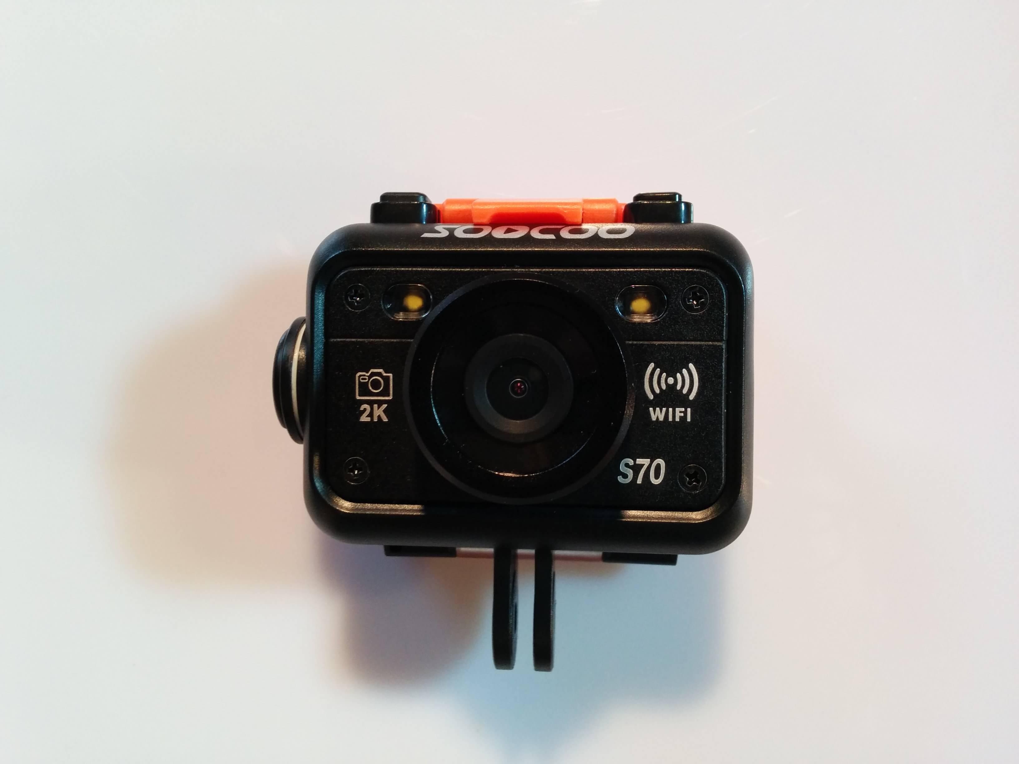 SOOCOO S70 test