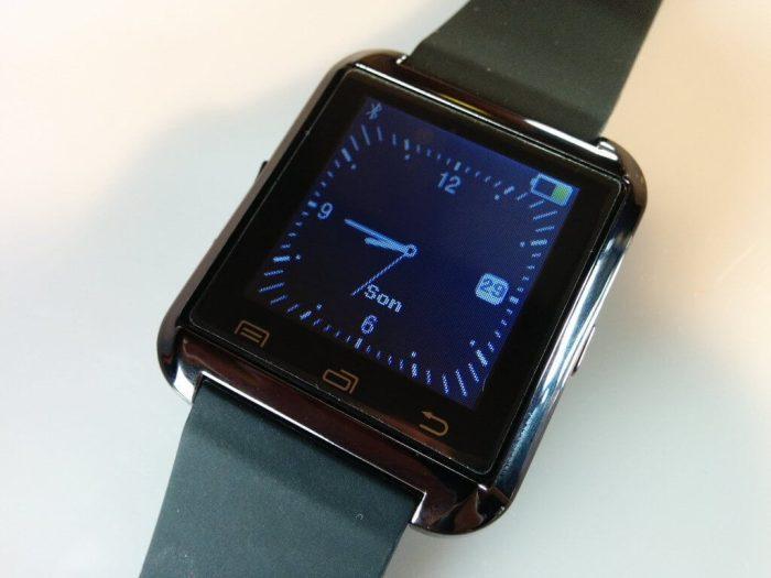 UWatch U8 Watchface2 Test