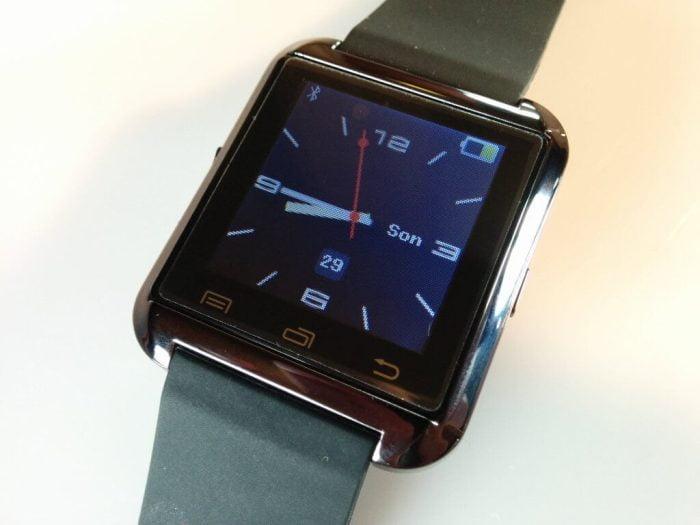 UWatch U8 Watchface1 Test