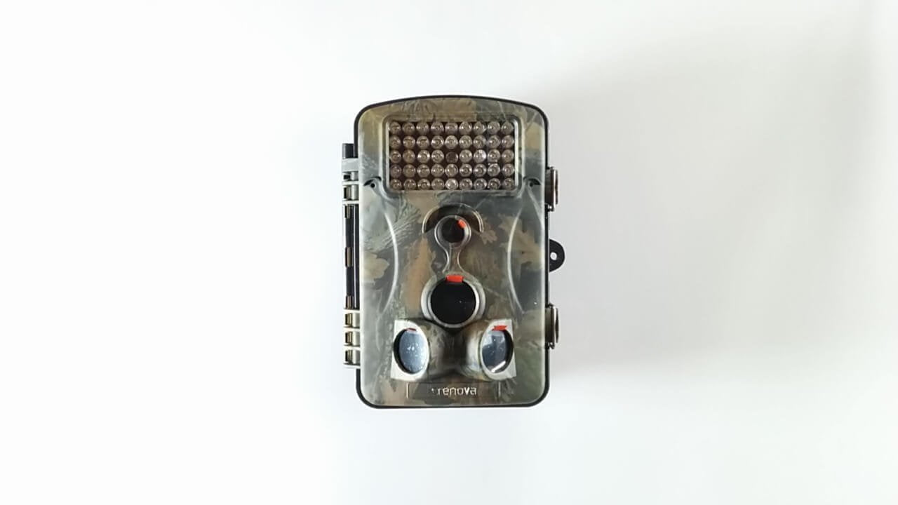 CCbetter Wildlife Observation Camera / Trail Cam Header