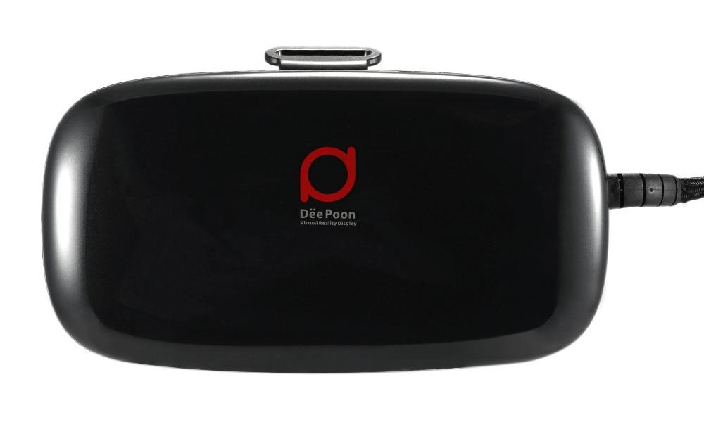 DeePoon E2 Virtual Reality 3D Headset