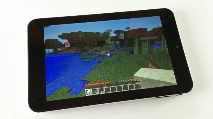 iRULU WalknBook 2Mini Minecraft