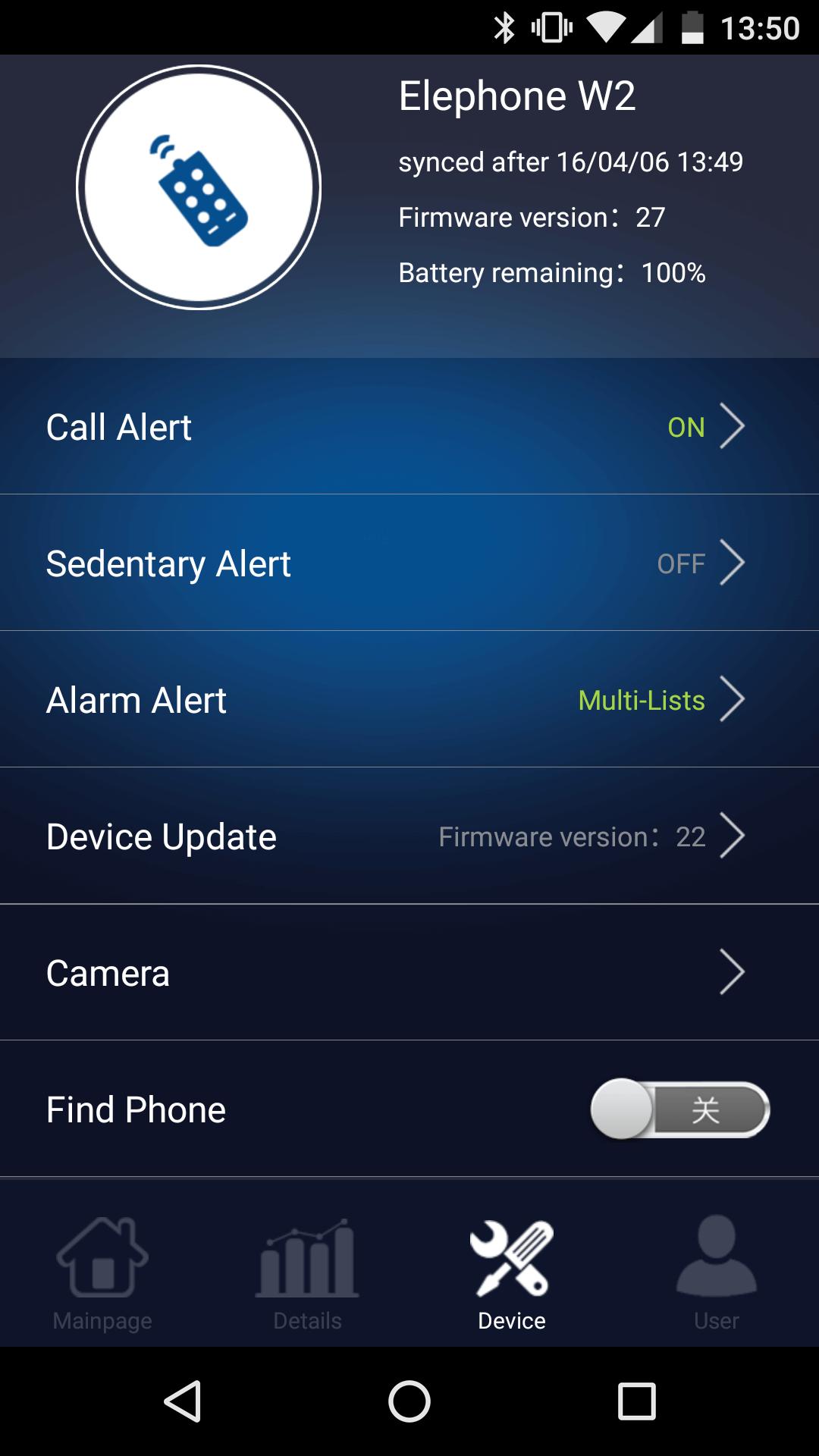 Elephone W2 Test - Analoge Smartwatch