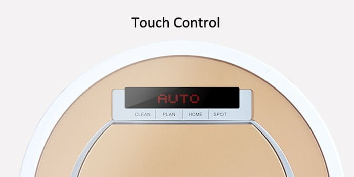 ILIFE X5 Touchcontrol