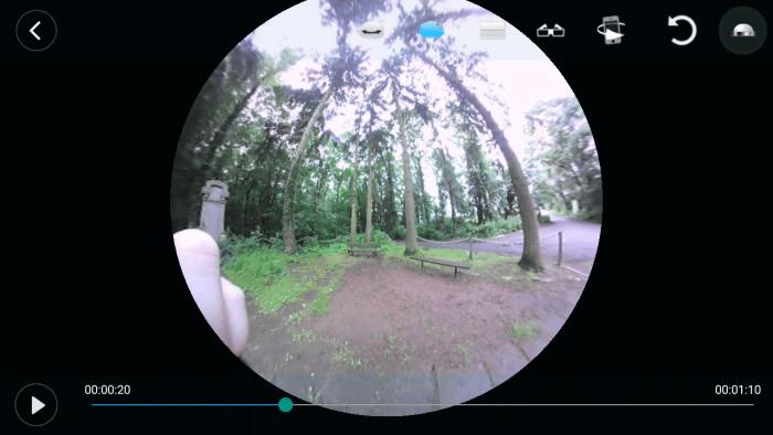 SYMAX360 App Spherical