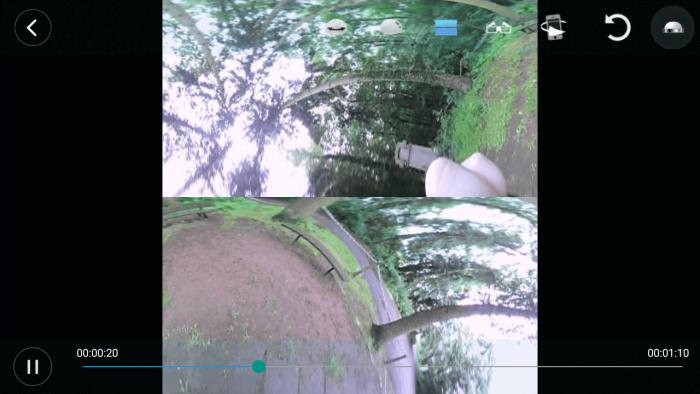 SYMAX360 App Side