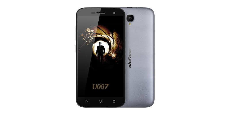 Ulefone U007 smartphone