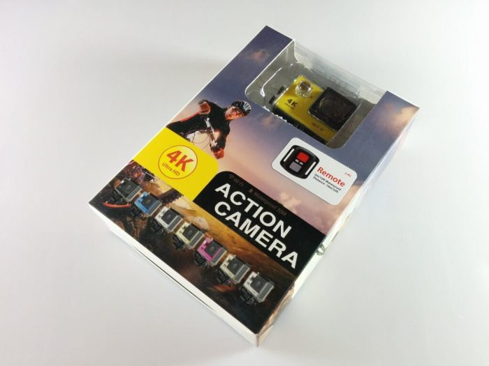 H9R Action Cam Box