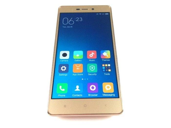 Xiaomi Redmi 3S Test