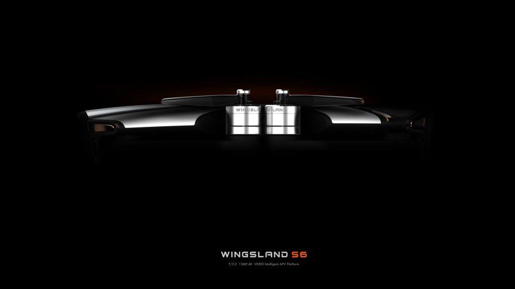 Wingsland S6 4K Cam