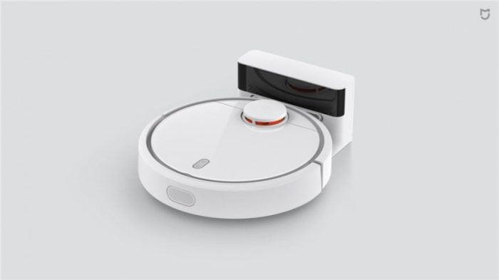 Xiaomi Vacuum Cleaner Test