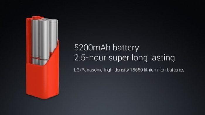 Mi Vacuum Cleaner battery