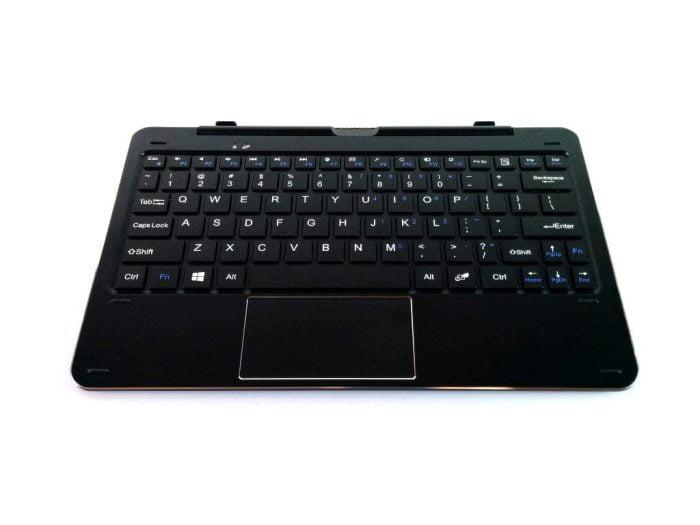 Frontansicht Tastatur CDK09