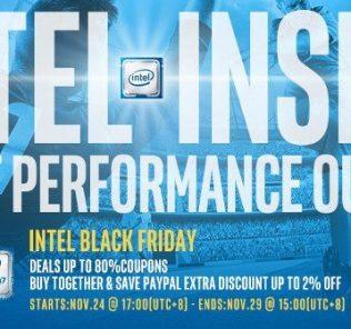 Intel Black Friday