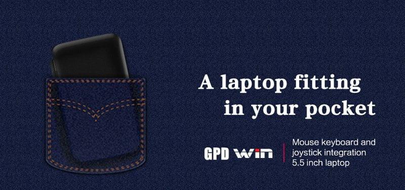 GPD WIN GamePad Test