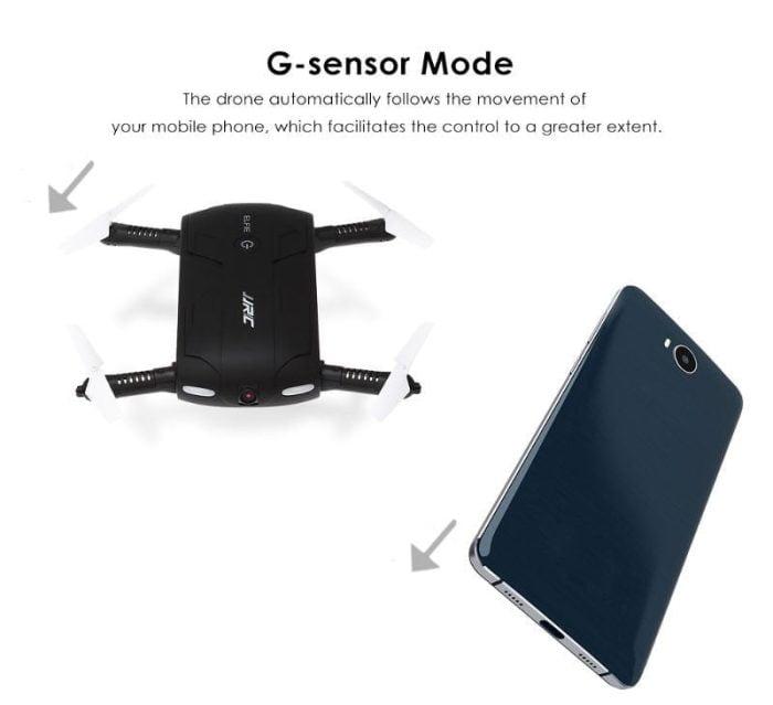G-Sensor Mode