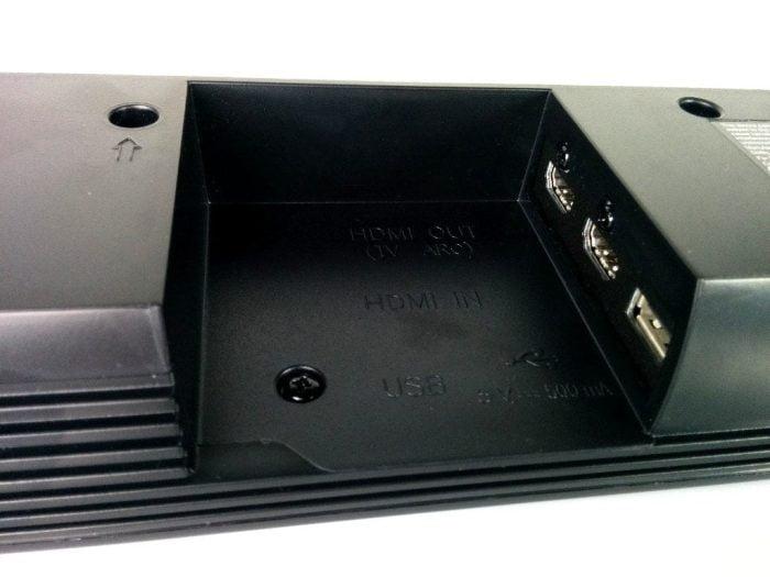 LG Soundbar HDMI und ARC