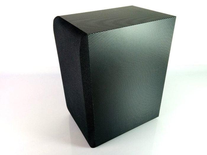 LG Soundbar Subwoofer Vorderseite