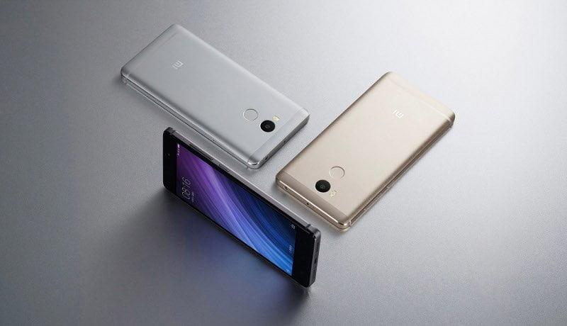 Xiaomi Redmi 4 et Redmi 4 Prime / Pro