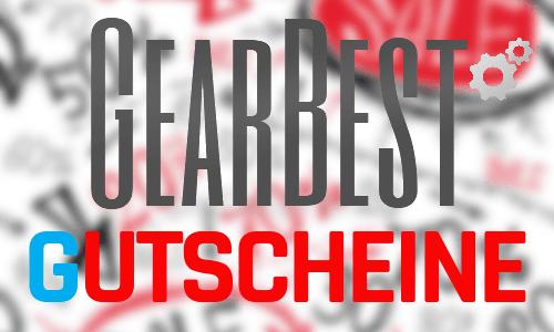 Gearbest Gutschein Sammlung