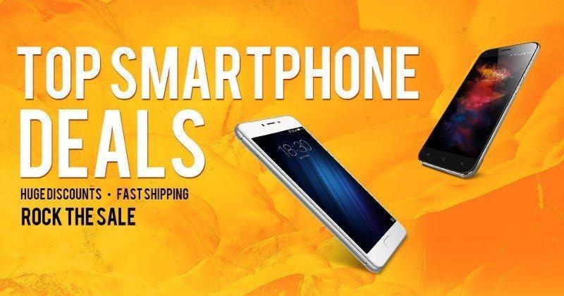 Gearbest Smartphone Sale Januar 2017