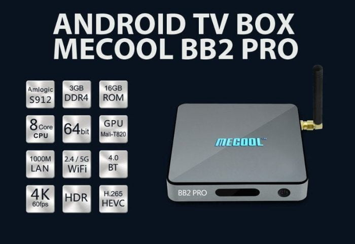 MECOOL BB2 Pro Review
